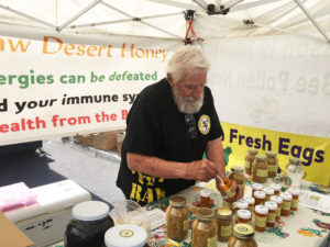 Don at the Farmers Market