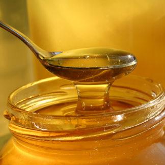 Infused Raw Desert Honey