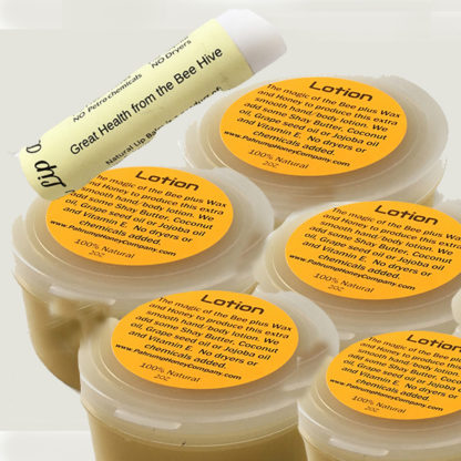 Honey Lotion 5 pack